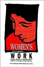 Women's work : choice, chance, or…