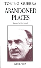 Abandoned Places (Essential Poets Series 74)…