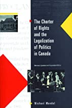 Charter of Rights and The Legalization of…