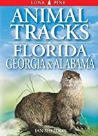 Animal Tracks of Florida, Georgia & Alabama…