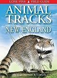 Sheldon, Ian: Animal Tracks of New England (Lone Pine Field Guides)