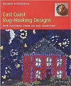 East Coast Rug-Hooking Designs: New Patterns…