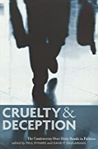 Cruelty and Deception:The Controversy over…
