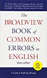 Lepan, Don: The Broadview Book of Common Errors in English: A Guide to Righting Wrongs