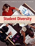 Student Diversity: Classroom Strategies to…