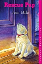 Rescue Pup by Jean Little