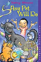 Any Pet Will Do (Orca Young Readers) by…