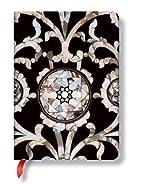 Paperblanks Intricate Inlays Crystal Flower…