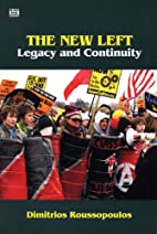 The New Left: Legacy and Continuity by…