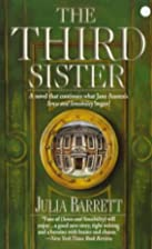 The Third Sister by Julia Barrett