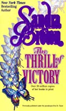 Thrill Of Victory by Sandra Brown