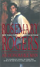 An Honorable Man by Rosemary Rogers