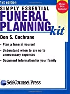 Simply Essential Funeral Planning Kit by Don…
