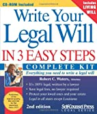 Write Your Legal Will in 3 Easy Steps by…