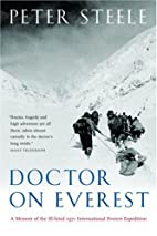 Doctor on Everest by Peter Steele