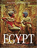 Egypt: 3000 Years of Civilization Brought to…