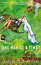 One Man at a Time by Elizabeth Simpson