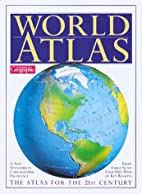 WORLD ATLAS ~CANADIAN GEOGRAPHIC~ THE ATLAS…