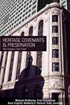 Heritage Covenants & Preservation: The…