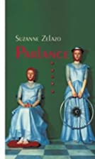 Parlance by Suzanne Zelazo