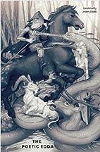 The Poetic Edda by Jeramy Dodds