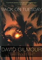 Back on Tuesday by David Gilmour
