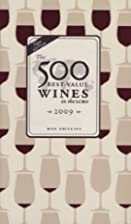 The 500 Best-Value Wines in the LCBO 2009 by…