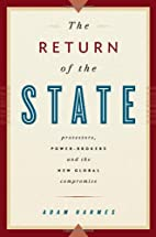 The Return Of The State: Protestors,…