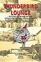 Thunderbird Lounge : an aviator's story…