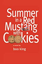 Summer in a Red Mustang with Cookies by boo…
