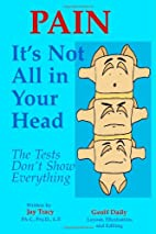 Pain: It's Not All in Your Head - The…