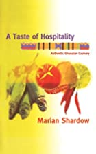 A Taste of Hospitality by Marian Shardow
