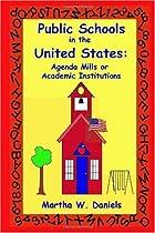 Public Schools in the United States: Agenda…