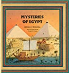Mysteries of Egypt (Shape Books) by Oldřich…