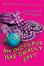 It's true! An octopus has deadly spit by…