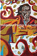 Indigenous Poetics in Canada (Indigenous…