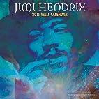 2011 Jimi Hendrix Calendar by NMR