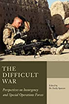 The difficult war : perspectives on…