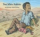 Two White Rabbits by Jairo Buitrago