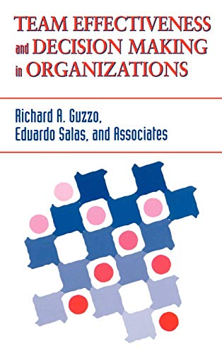 team-effectiveness-and-decision-making-in-organizations
