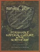 Perishable Material in the Northeast by…