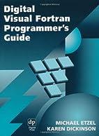 Digital Visual Fortran Programmer's Guide…