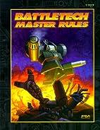 BattleTech Master Rules by Mike Nystul