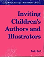 Inviting children's author's and…