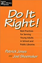 Do It Right! Best Practices for Serving…
