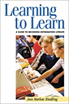 Learning to Learn: A Guide to Becoming…