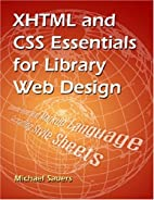 XHTML and CSS Essentials for Library Web…
