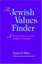 The Jewish Values Finder: A Guide to Values…