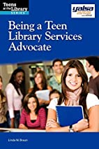 Being a Teen Library Services Advocate…