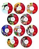 Jack London: All 10 Level 1.0-2.0 Classic Audio CDs